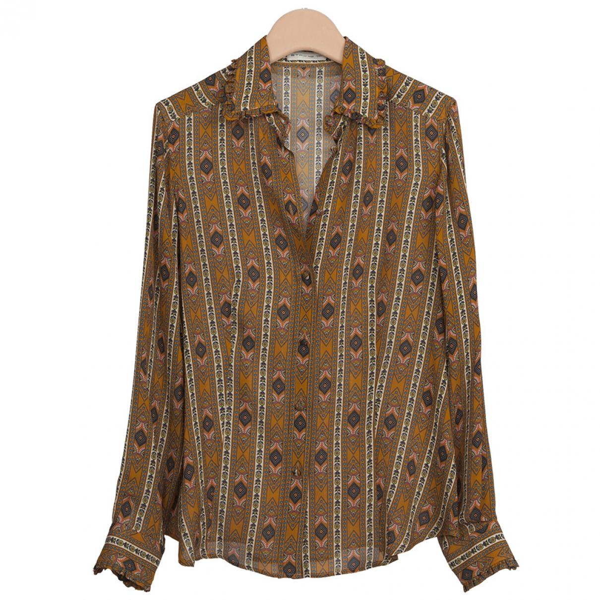 Camisa de Seda Etro