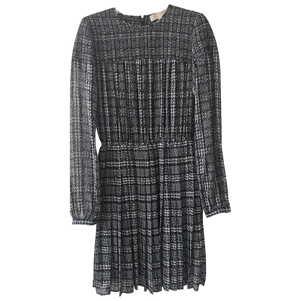 Michael Kors \N Kleid in  Grau Polyester