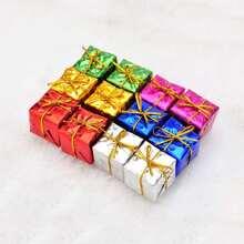 Weihnachten Dekor Paket 12PCs