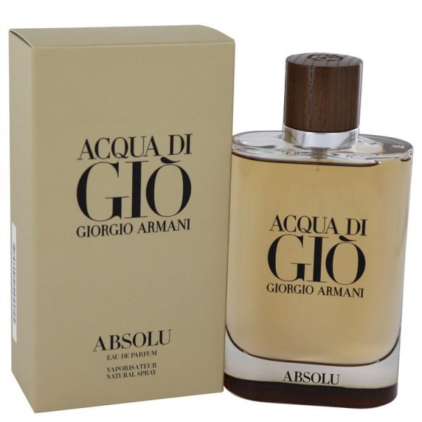 Acqua Di Gio Absolu - Giorgio Armani Eau de Toilette Spray 125 ML