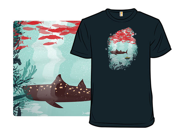 Aquatic Life T Shirt