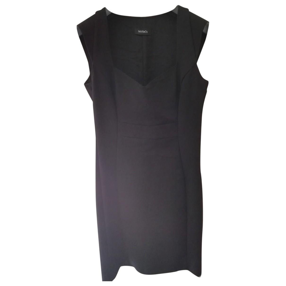 Max & Co \N Black dress for Women 38 IT