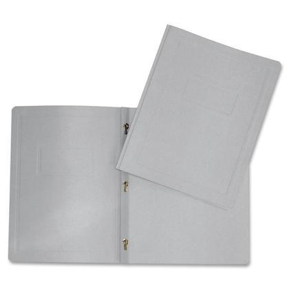 Hilroy DUO-TANG pr esentation cover, lettre taille, 1 couvercle par paquet - grisatre 222802