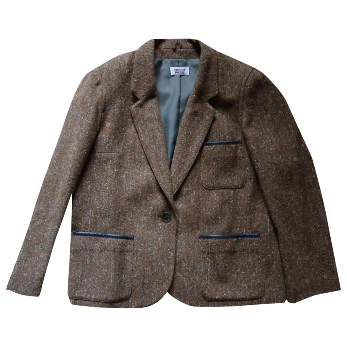 Blazer Tweed Rodier