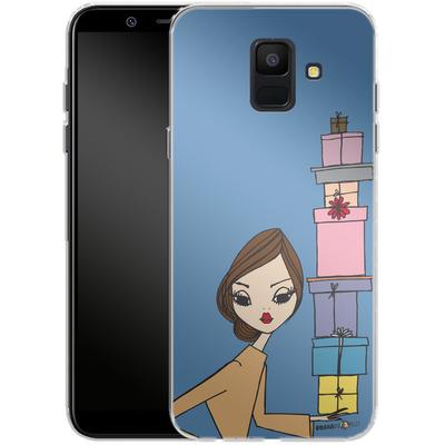 Samsung Galaxy A6 Silikon Handyhuelle - IRMA In New York von IRMA
