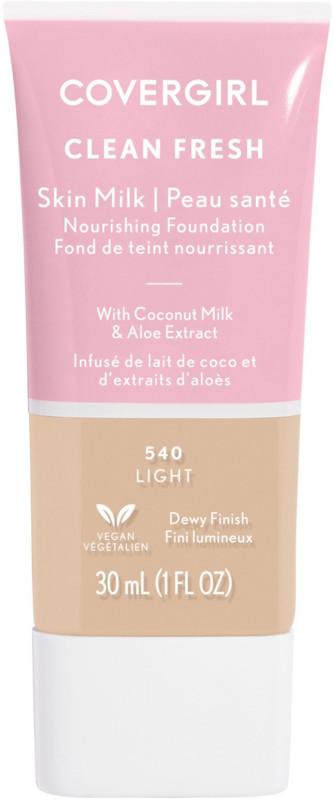 Clean Fresh Skin Milk Foundation - Light 540