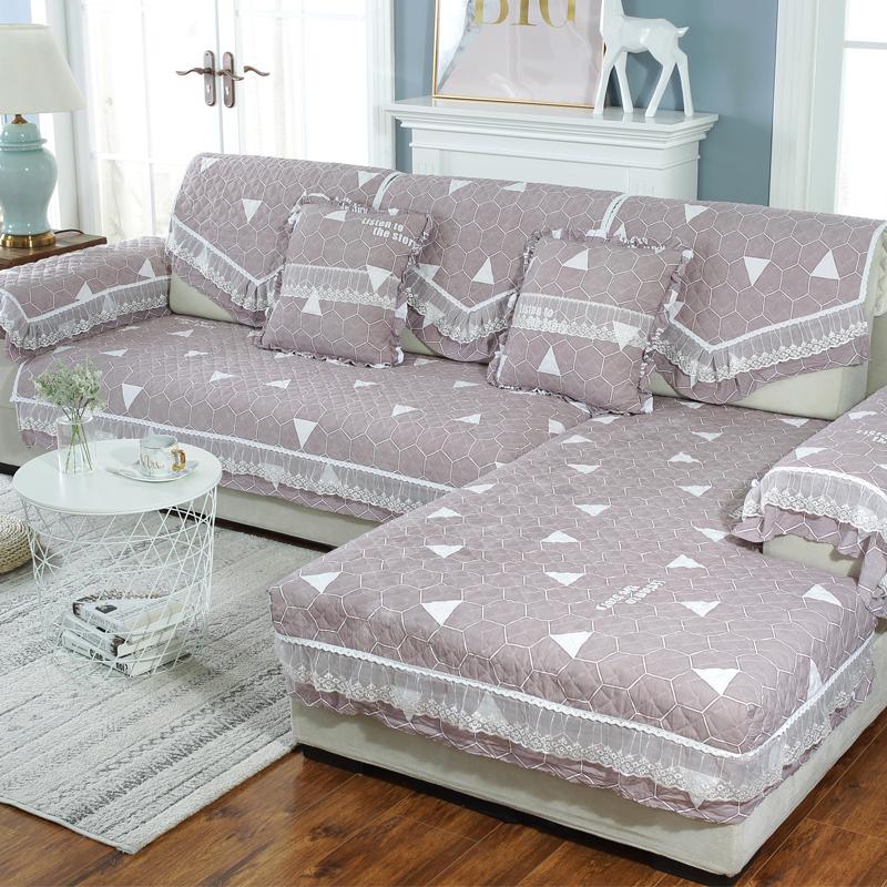 Modern Style Sofa Machine Washable Cotton Sofa Covers