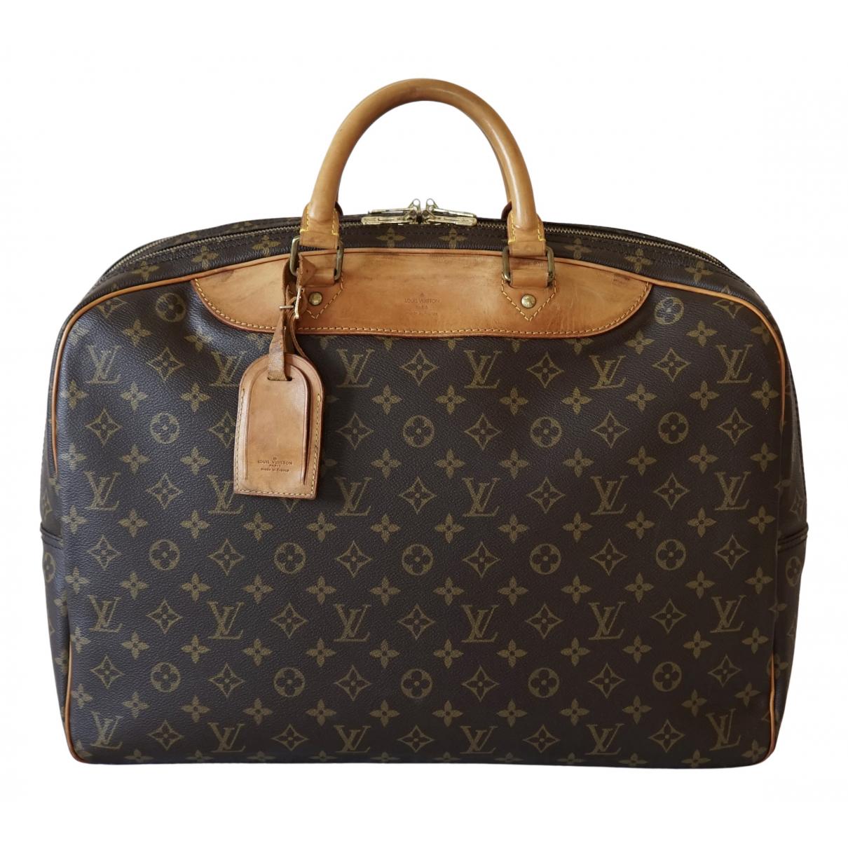 Bolso 48h Alize de Lona Louis Vuitton