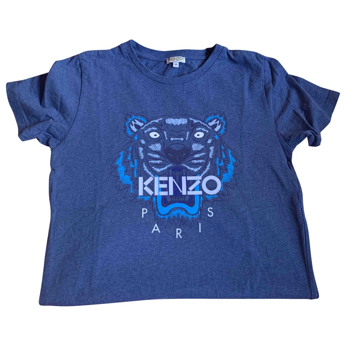 Kenzo \N Blue Cotton  top for Kids 16 years - M UK