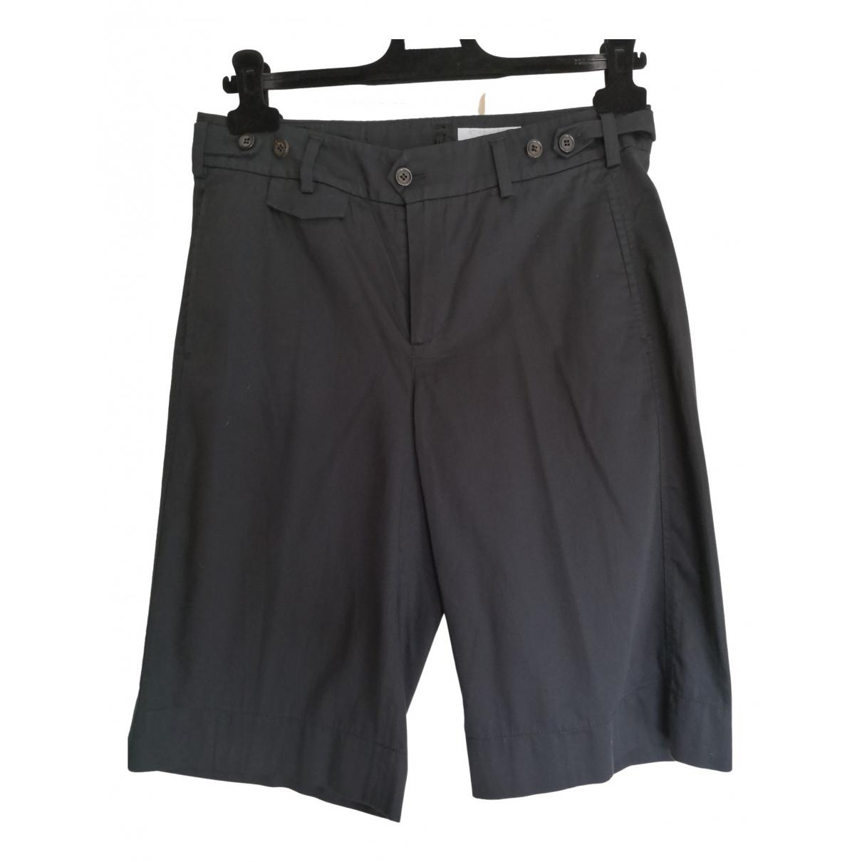 Strenesse \N Shorts in  Schwarz Baumwolle