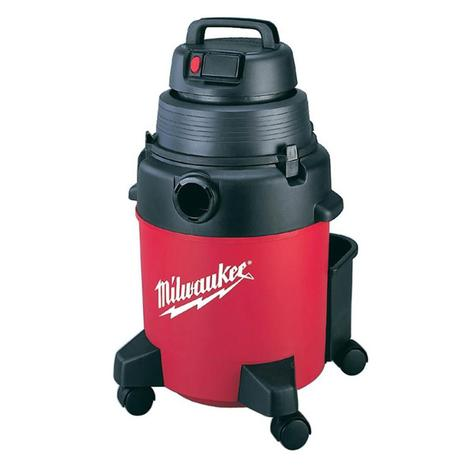 Milwaukee 7-1/2 Gallon One-Stage Wet/Dry Vacuum Cleaner