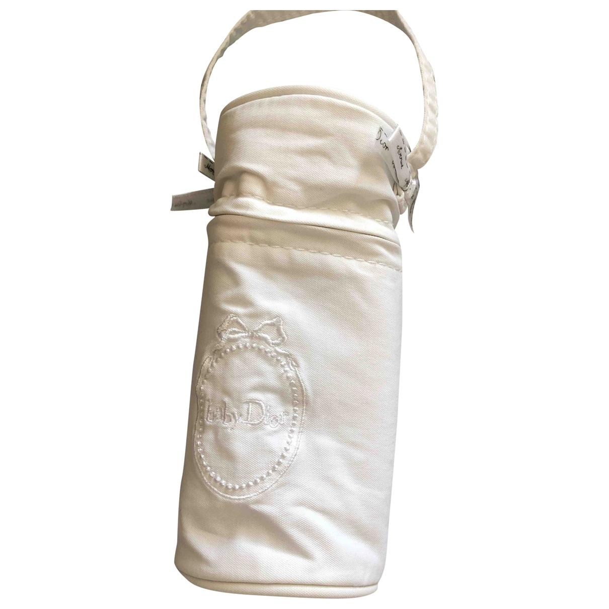 Baby Dior \N Taschen in  Weiss Synthetik