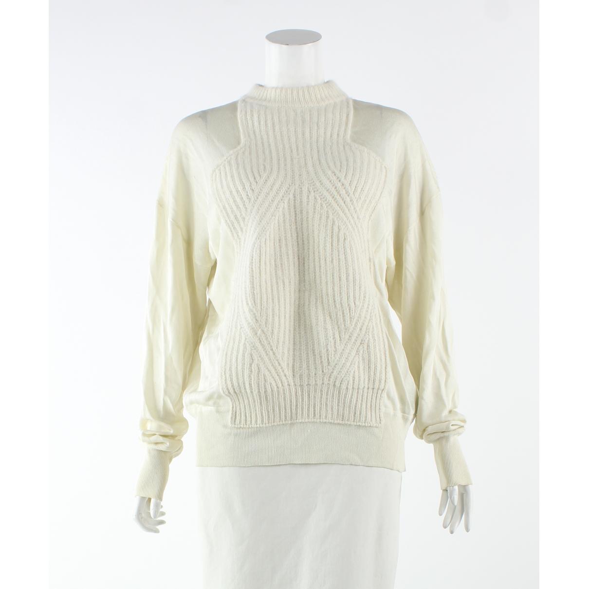 Alexander Wang - Combinaison   pour femme en laine - ecru