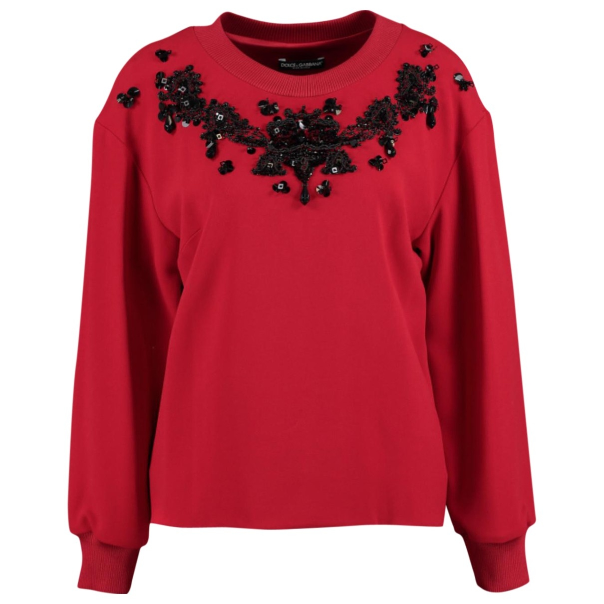 Dolce & Gabbana \N Red  top for Women 38 IT