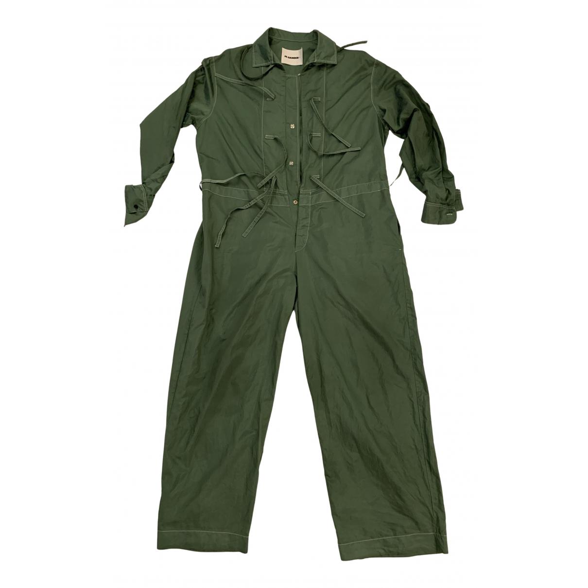 Jil Sander - Combinaison   pour femme - vert