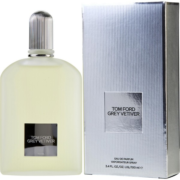 Tom Ford - Grey Vetiver : Eau de Parfum Spray 3.4 Oz / 100 ml