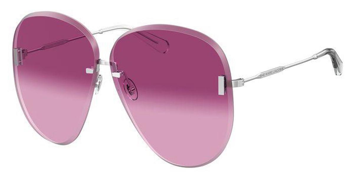 Marc Jacobs MARC 519/S 010/9R Men's Sunglasses Silver Size 70
