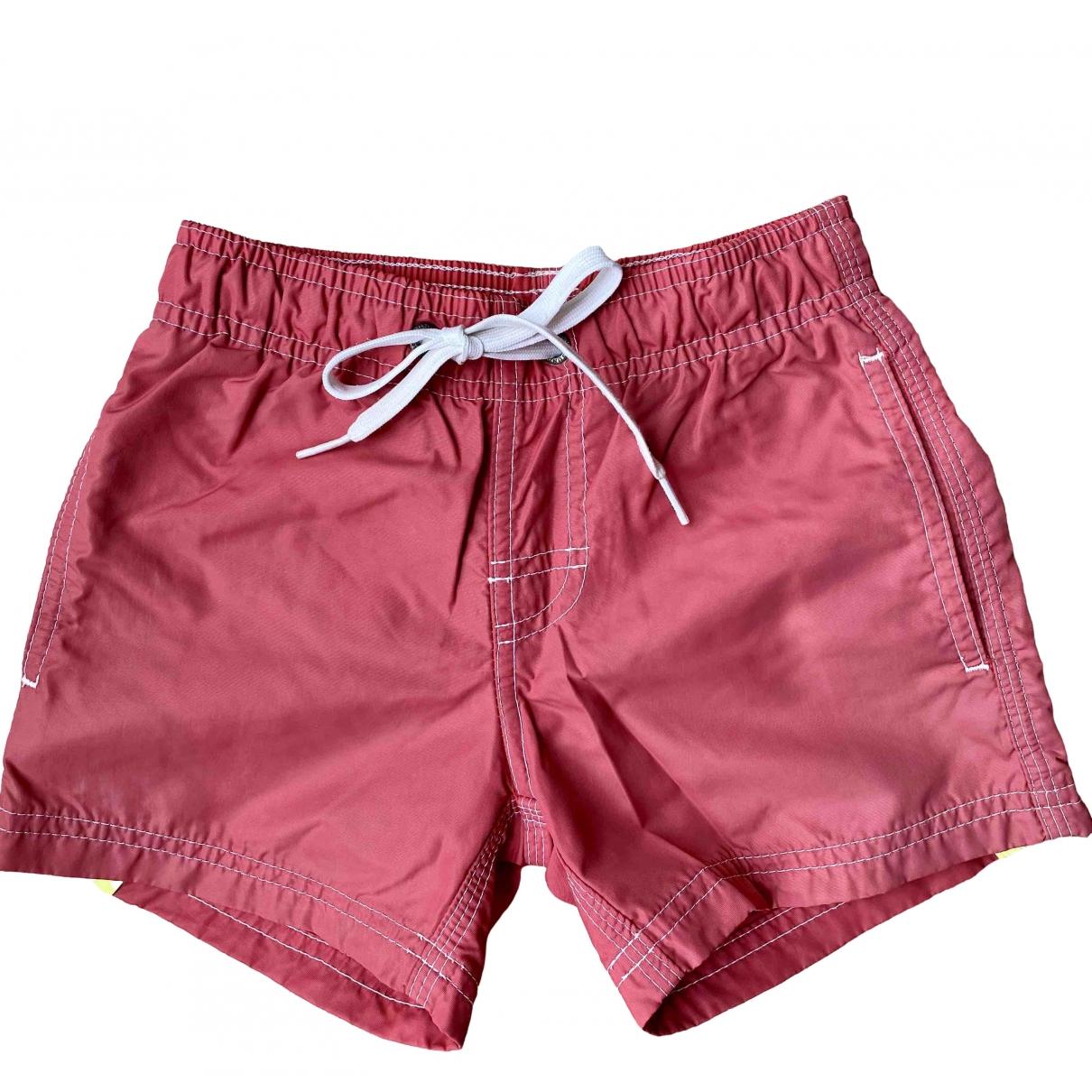 Sundek \N Shorts in  Rot Polyester