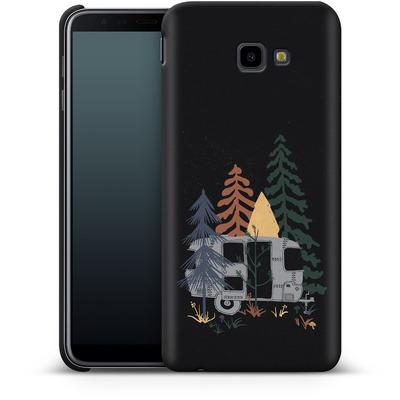 Samsung Galaxy J4 Plus Smartphone Huelle - Wild Airstream von ND Tank
