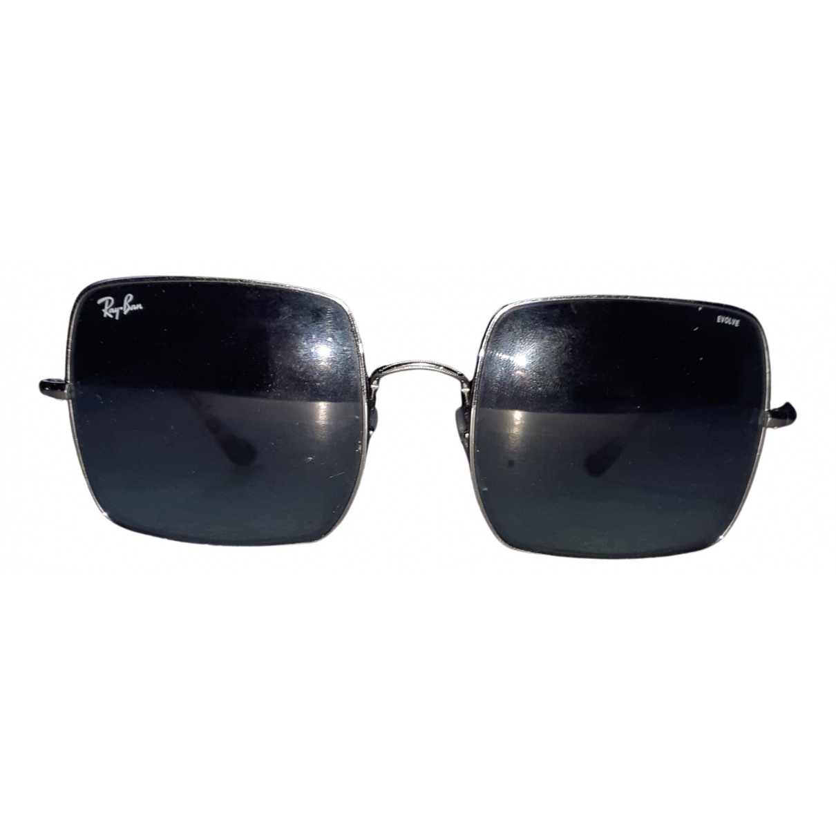 Ray-ban N Silver Metal Sunglasses for Men N