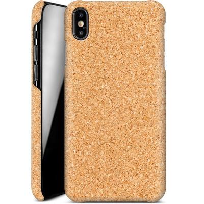 Apple iPhone XS Max Smartphone Huelle - Cork von caseable Designs