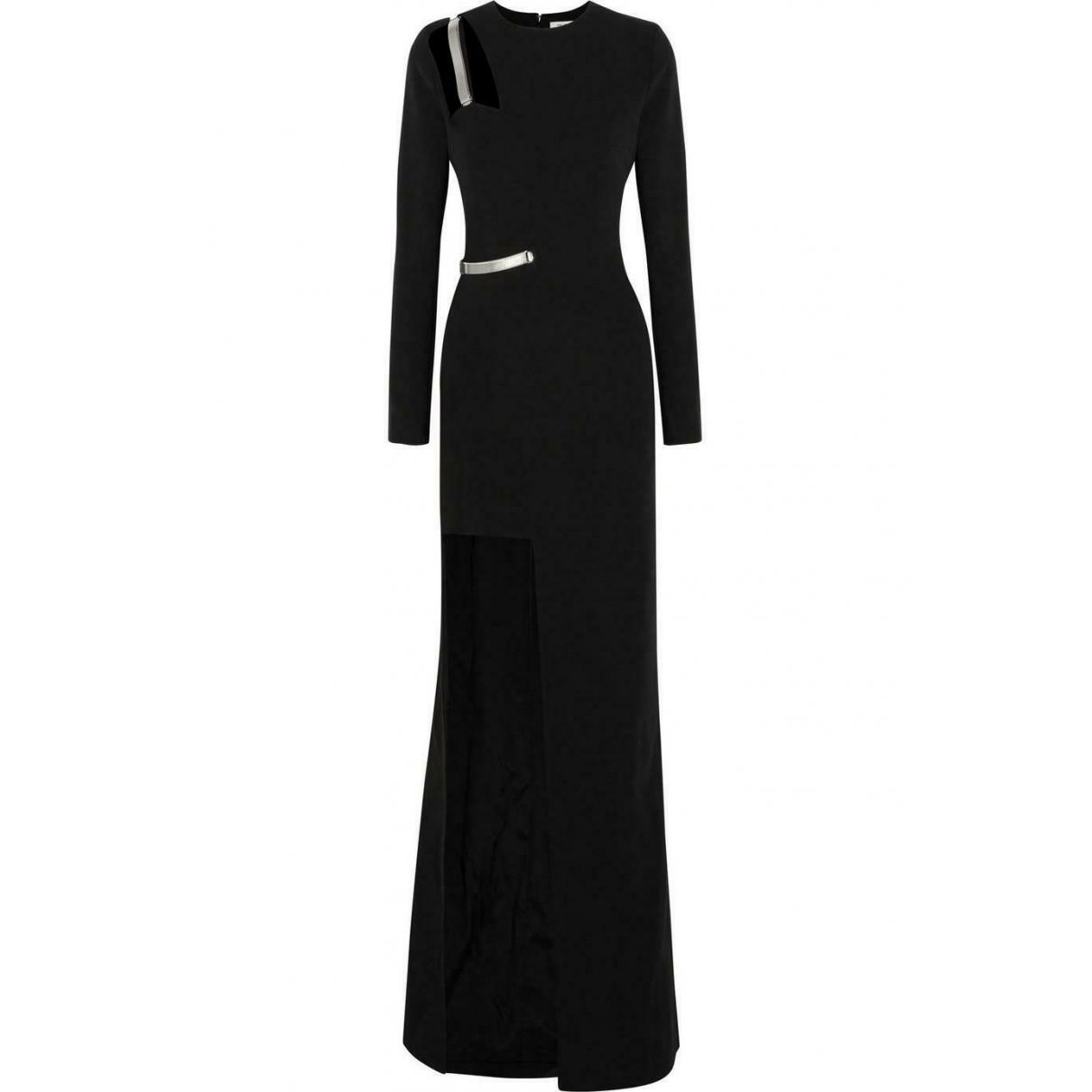 Mugler - Robe   pour femme - noir
