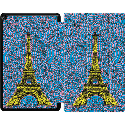 Amazon Fire HD 10 (2017) Tablet Smart Case - Eiffel Tower von Kaitlyn Parker