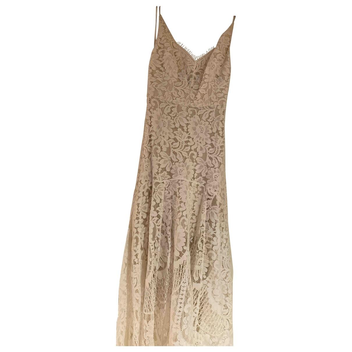 Maxi vestido de Encaje Lover