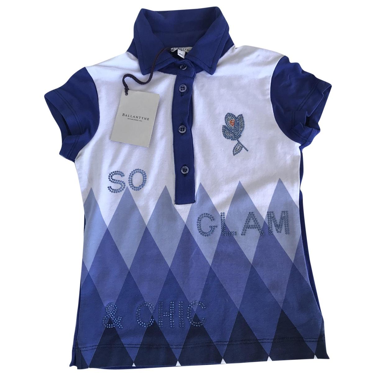 Ballantyne - Top   pour enfant en coton - multicolore