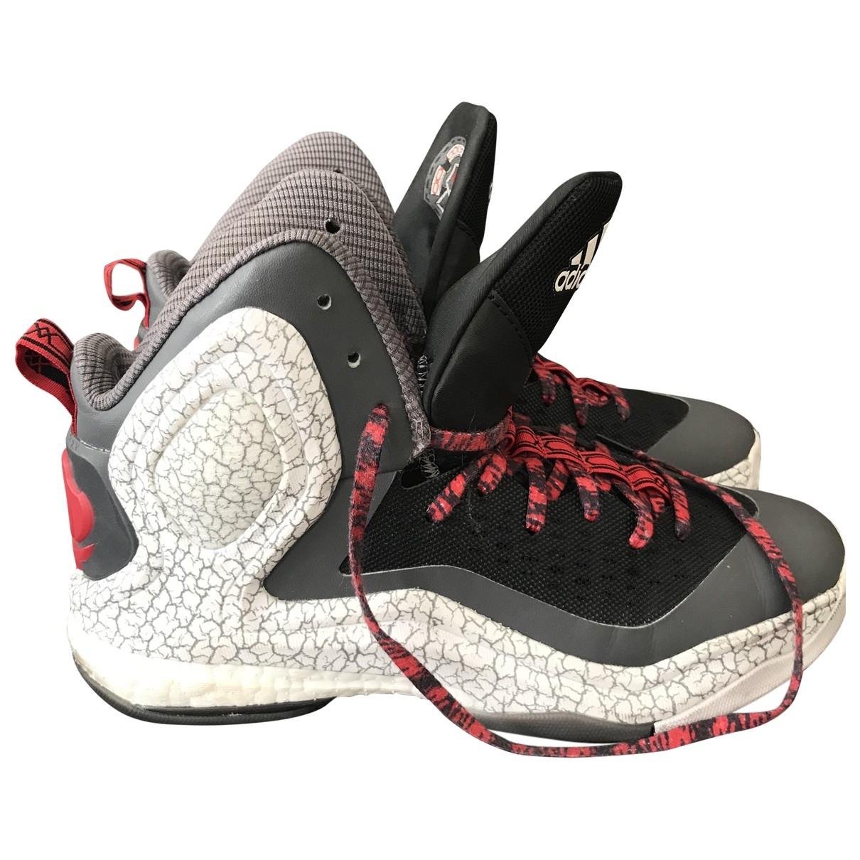 Adidas - Baskets   pour femme en cuir