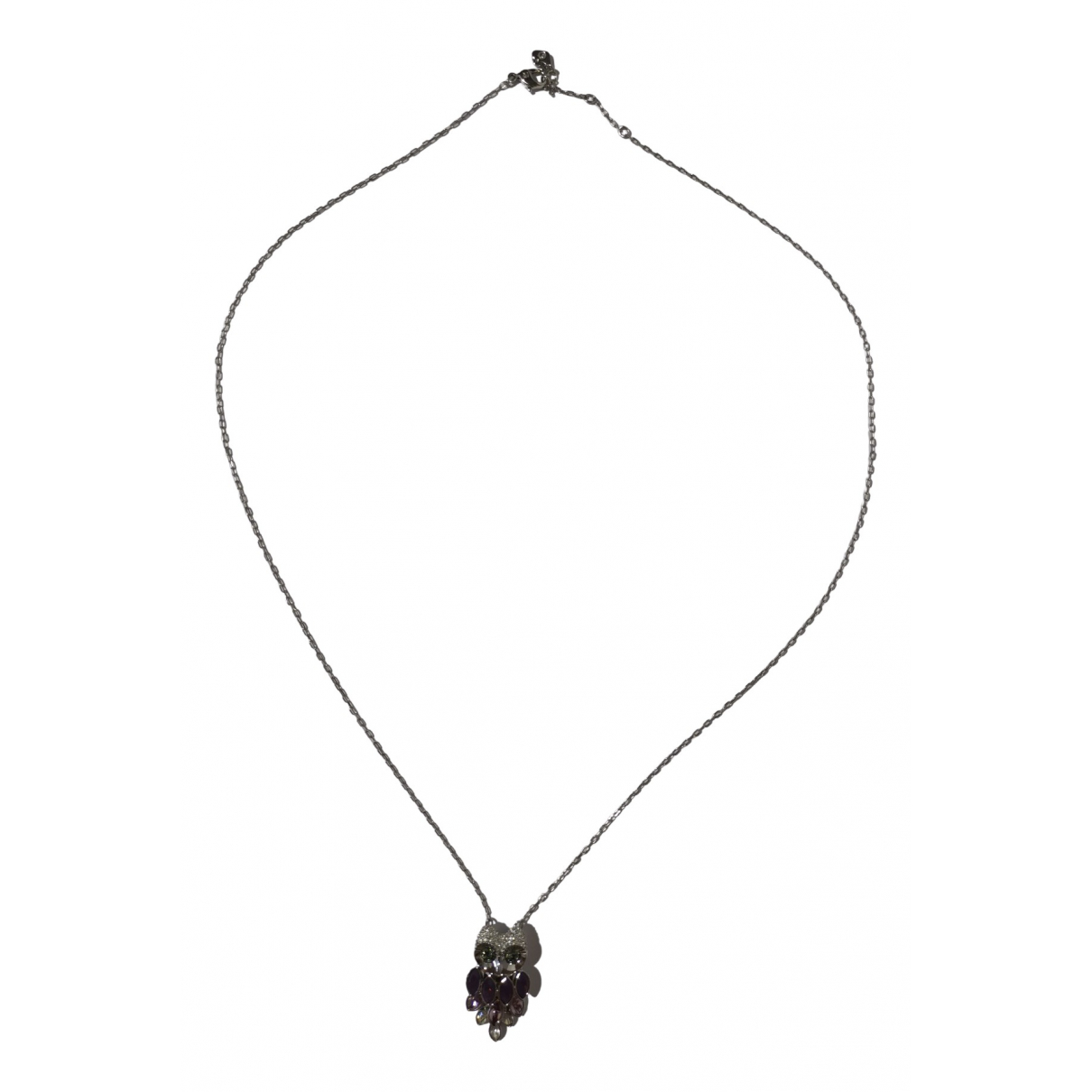 Swarovski \N Purple Crystal necklace for Women \N