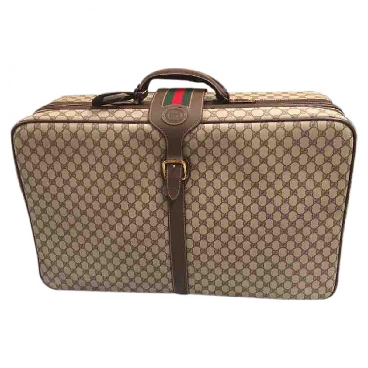 Gucci \N Cloth Travel bag for Women \N
