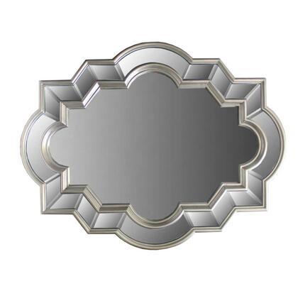ETD-EN112839 Designer Mirror with Polystone Frame -