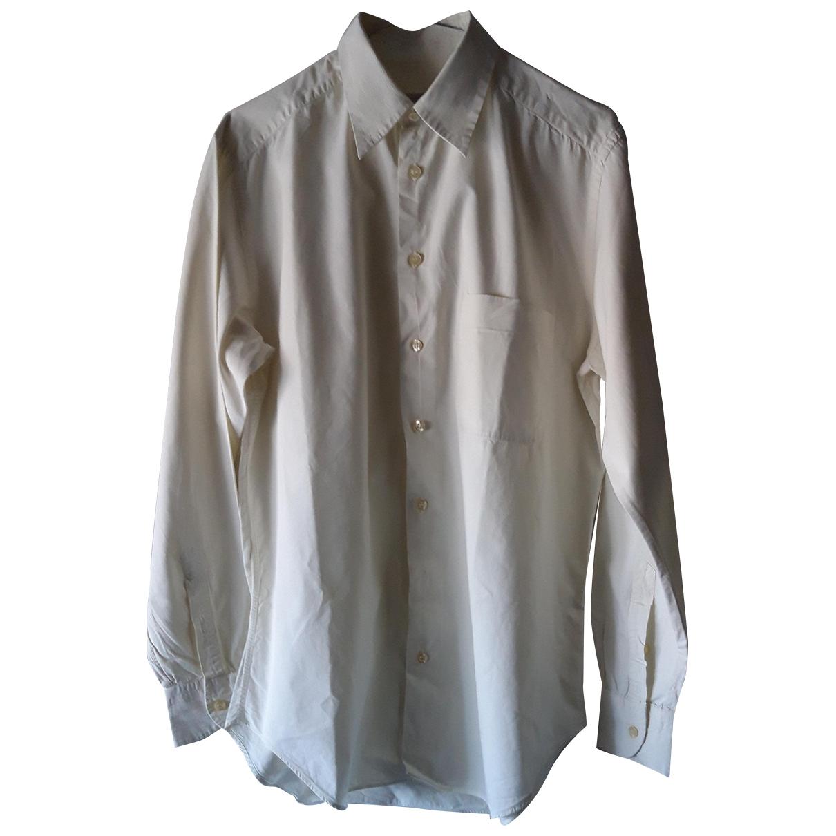 Romeo Gigli - Chemises   pour homme en coton - beige