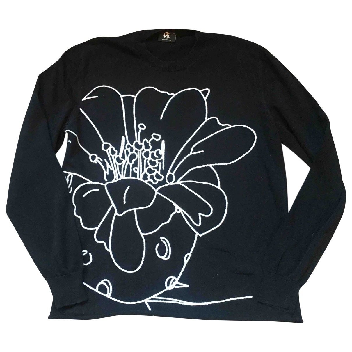 Paul Smith \N Black Cotton Knitwear & Sweatshirts for Men M International