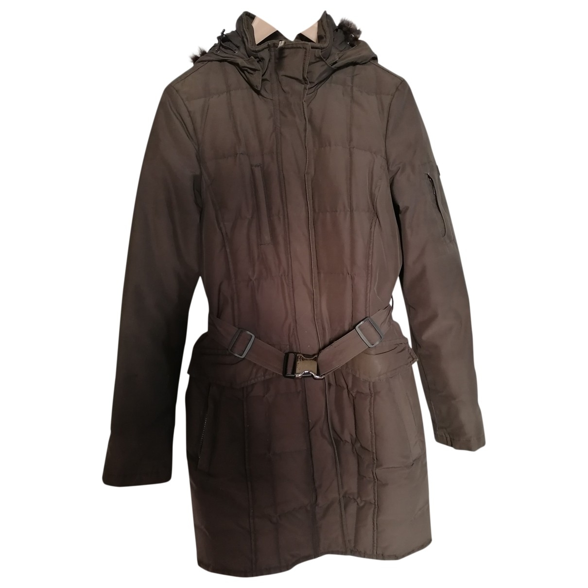 Woolrich \N Brown coat for Women S International