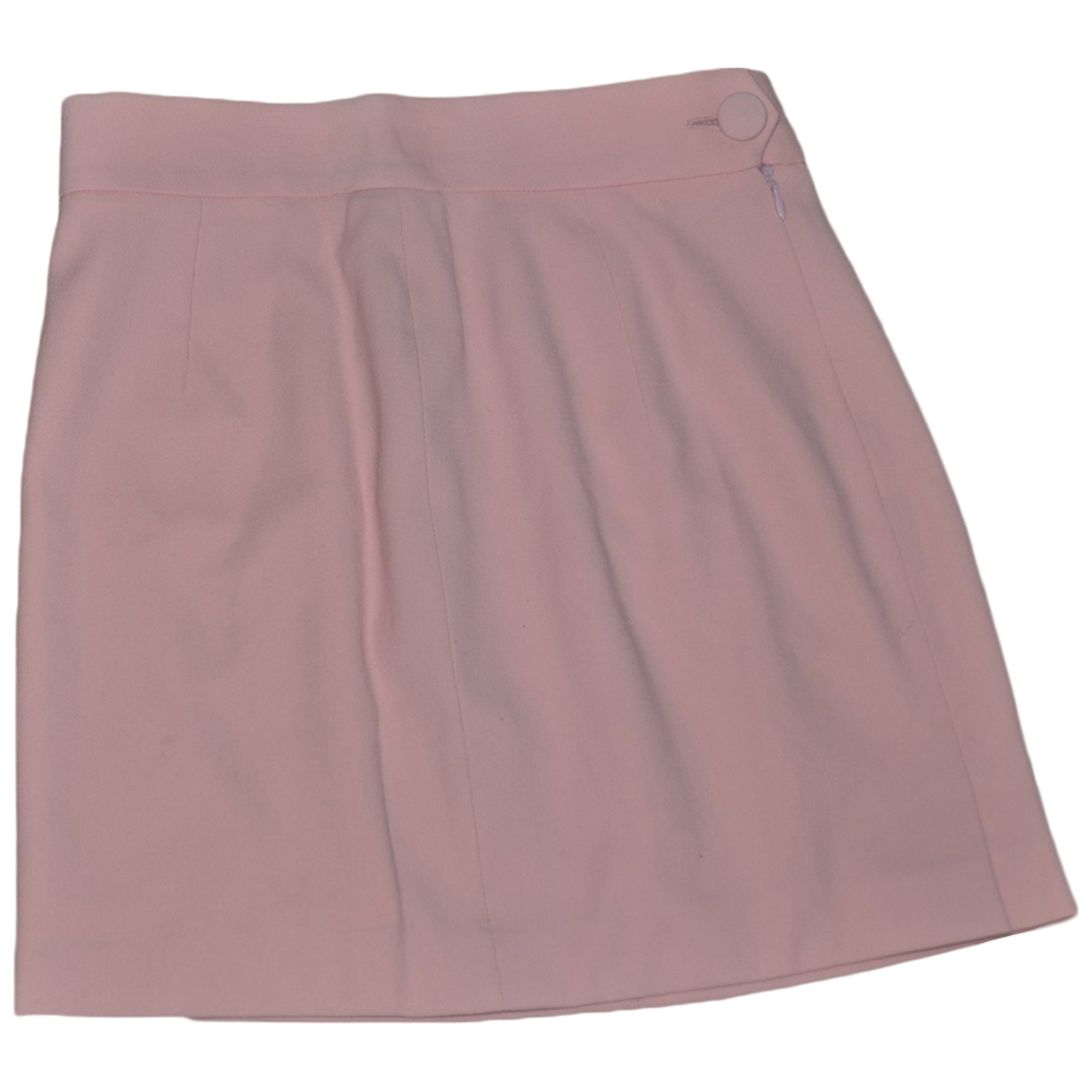 Moschino \N Pink skirt for Women 44 IT