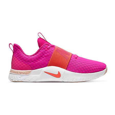 Nike In Season TR 9 Womens Training Shoes, 7 1/2 Medium, Red