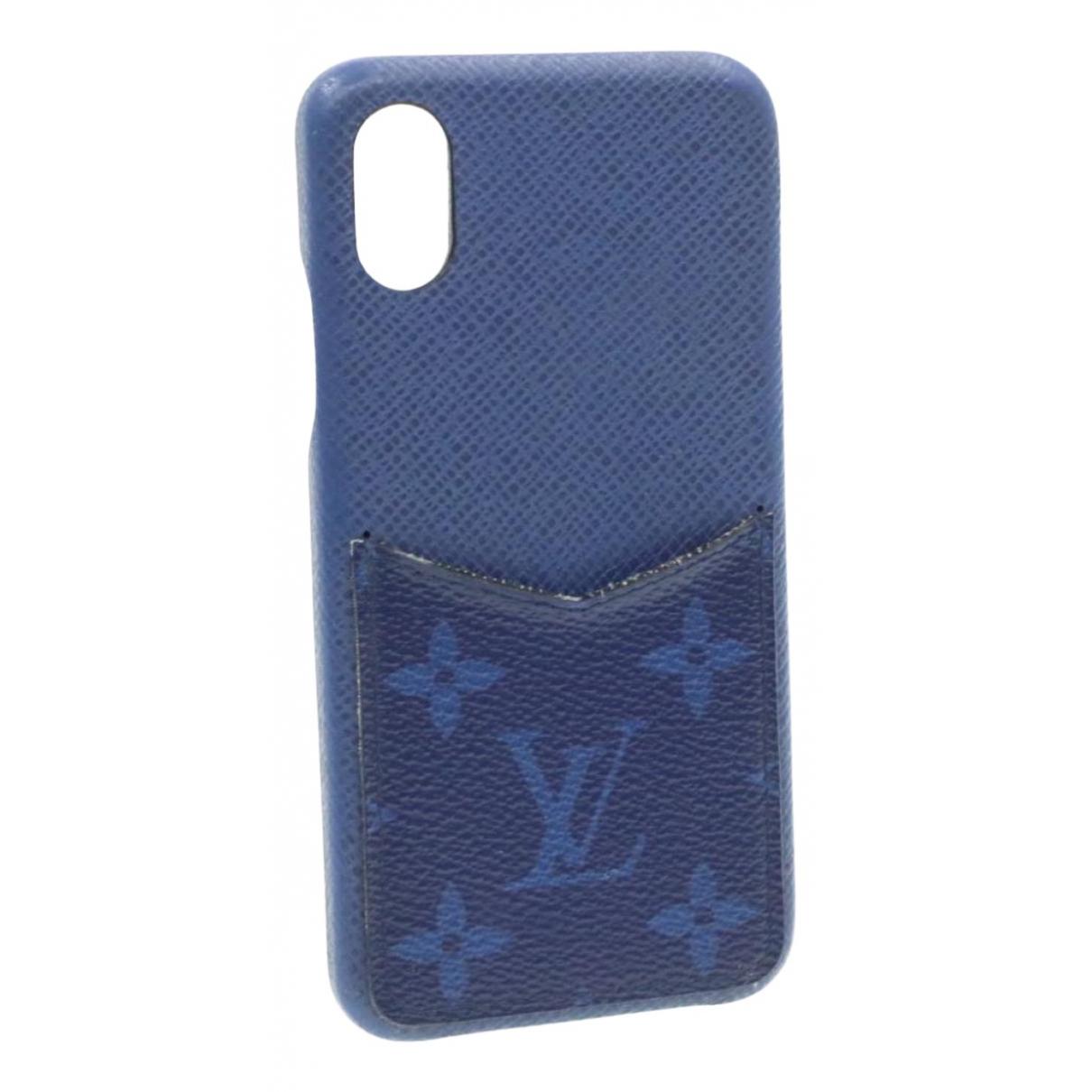 Louis Vuitton - Accessoires   pour lifestyle en toile - bleu