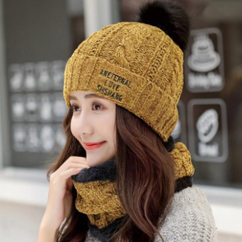 Ericdress Hemming Letter Women's Knitted Hats