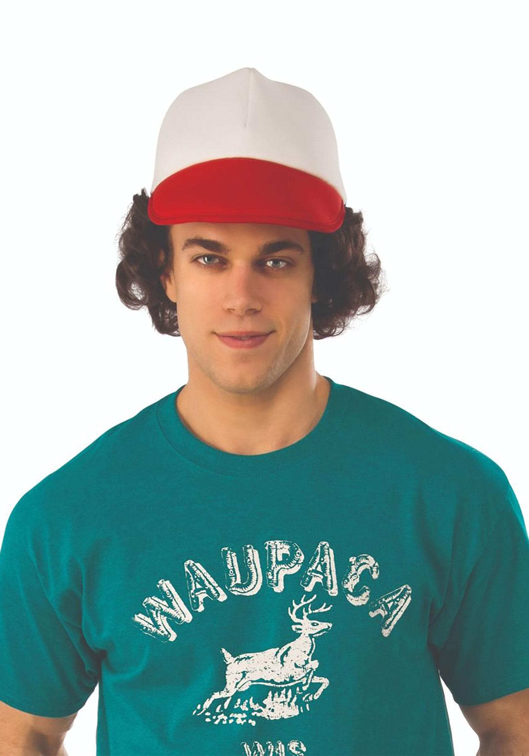 Dustin Waupaca Stranger Things Wig
