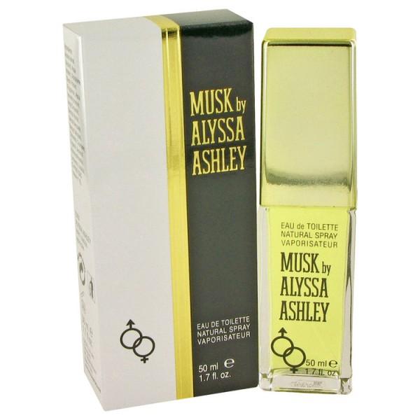 Musk - Alyssa Ashley Eau de Toilette Spray 50 ML
