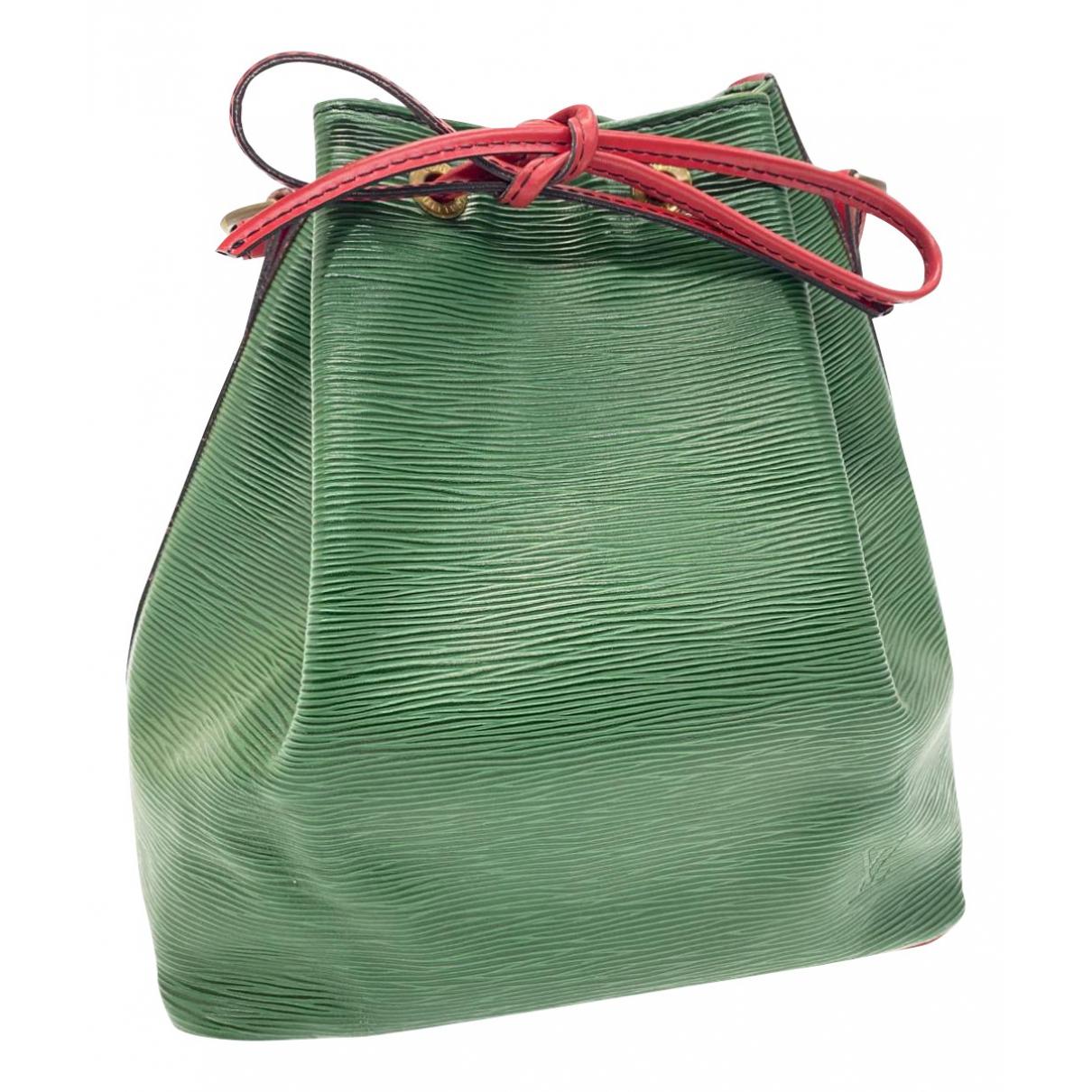 Bolso  Noe de Charol Louis Vuitton