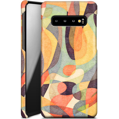 Samsung Galaxy S10 Smartphone Huelle - From Darkness von Georgiana Teseleanu