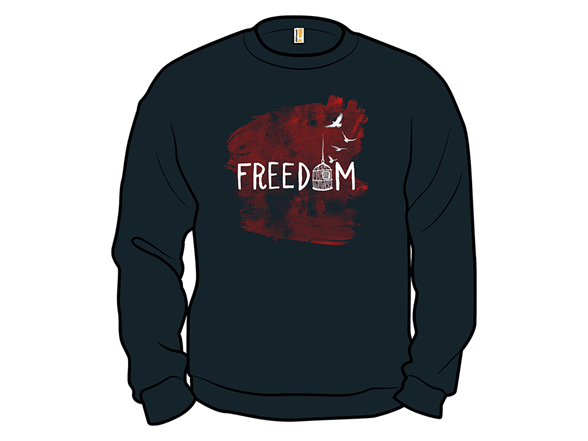 Grateful For Freedom T Shirt
