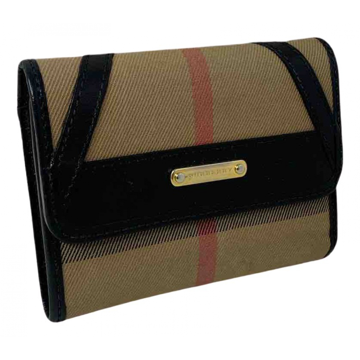 Cartera de Lona Burberry