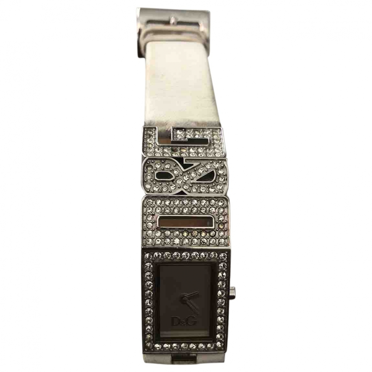 Dolce & Gabbana \N White Steel watch for Women \N