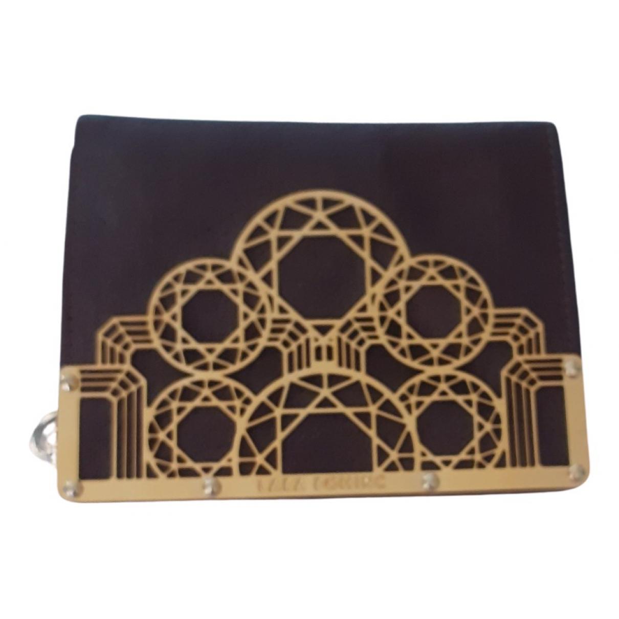 Lara Bohinc \N Brown Leather wallet for Women \N