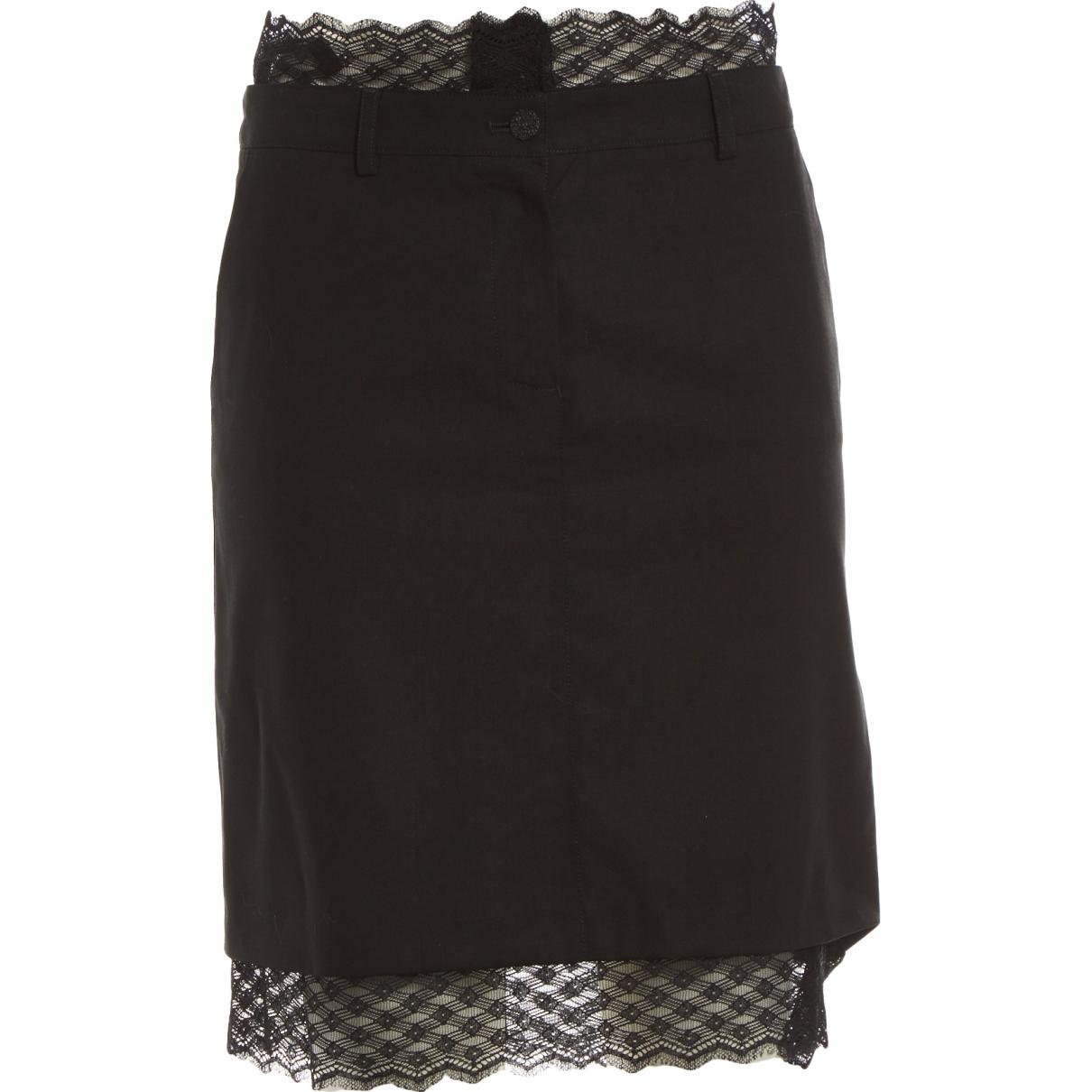 Chanel \N Black Wool skirt for Women 34 FR