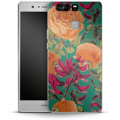 Huawei P9 Silikon Handyhuelle - Sweet Spring von Zala Farah